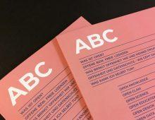 ABC der Offenheit